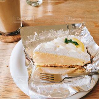 カフェ,生クリーム,レモン,美味しい,チーズケーキ,アイスカフェラテ,time,季節のケーキ