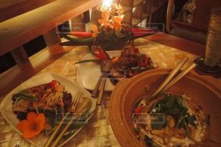 ランカウイのタイ料理の写真・画像素材[805565]