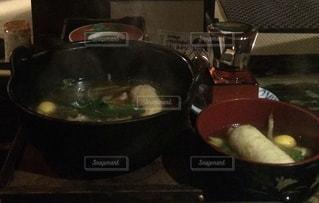 きりたんぽ鍋の写真・画像素材[806751]