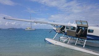 水上飛行機の写真・画像素材[809732]