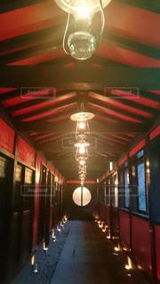 ランプの宿の写真・画像素材[810652]