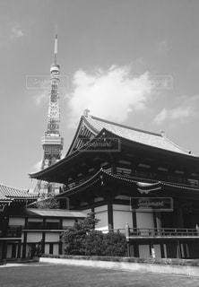 東京タワーの写真・画像素材[830542]