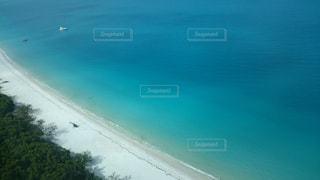 ホワイトヘブンビーチの写真・画像素材[830609]