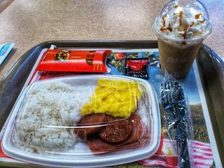 朝食,ハワイ,ワイキキ,マクドナルド,紫芋,マック,マクド,朝マック,朝ご飯,タロイモパイ
