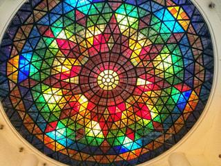 美しい天井の写真・画像素材[1538048]