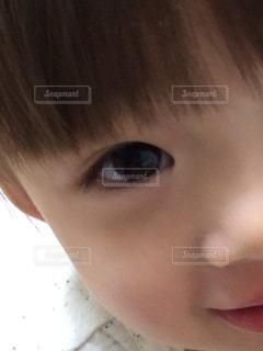 子ども,女の子,目,ぱっつん,前髪,二重,まつ毛,ぱっちり
