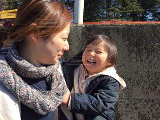 ママと子供の写真・画像素材[732544]