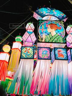 七夕祭りの写真・画像素材[1290118]