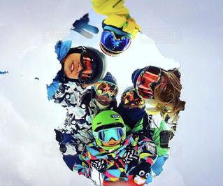 SNOWの写真・画像素材[623934]