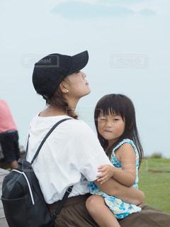 親子,琵琶湖,お出かけ,ママと子供