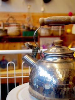 カフェ,インテリア,cafe,群馬,草津,コーヒーブレイク,ヤカン,カフェタイム,やかん,薬缶,Lucky Bagle