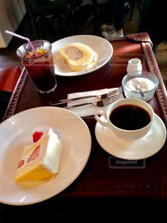 カフェ,ケーキ,コーヒー,東京,フルーツ,甘い,cafe,ロールケーキ,コーヒーブレイク,ショートケーキ,カフェタイム,国分寺,多根果実店