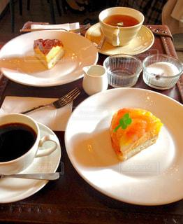 カフェ,ケーキ,コーヒー,東京,オレンジ,フルーツ,甘い,紅茶,cafe,コーヒーブレイク,カフェタイム,国分寺,多根果実店