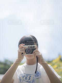 夏の思い出の写真・画像素材[1702352]