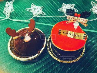 クリスマスケーキの写真・画像素材[937798]