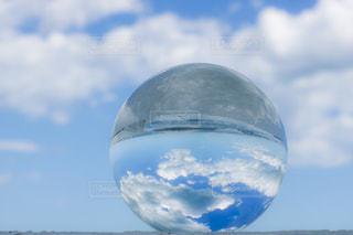 青空ボールの写真・画像素材[1115018]