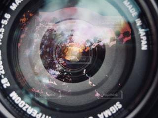 レンズの写真・画像素材[1205653]