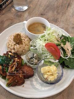 カフェ,ランチ,ヴィーガン,玄米菜食