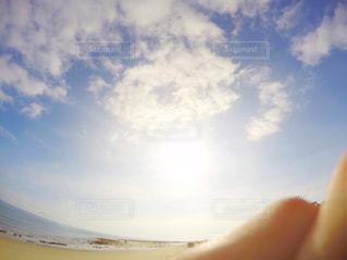 空の雲の写真・画像素材[1005740]