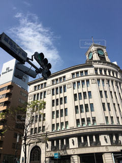 都市の高層ビルの写真・画像素材[1198742]