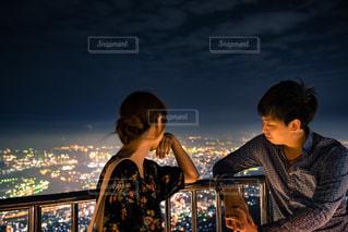 NikonD750  24-120mm  福岡県皿倉山の写真・画像素材[935710]