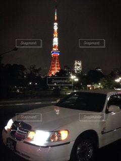 東京タワーの写真・画像素材[587744]