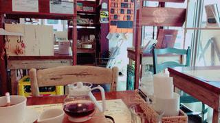 カフェ,朝食,東京,紅茶,ブックカフェ,昭島,マルベリーフィールド
