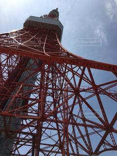 東京タワーの写真・画像素材[586912]