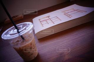 カフェ,橋,コーヒー,本,机,家具,カフェラテ,コンテナ