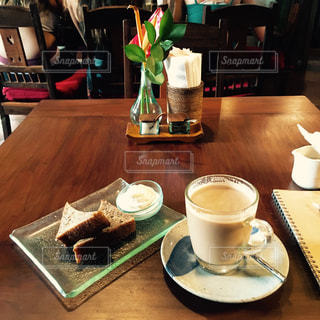 カフェ,ケーキ,COFFEE,旅,カプチーノ,cafe,Bali,海外旅行,バリ島,ウブド,cake,ubud,cappuccino,KAFE・バリ島ウブド