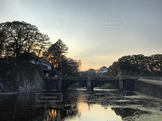 皇居の写真・画像素材[588432]
