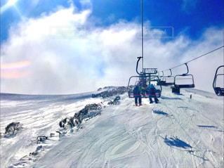 自然,晴れ,雪山,スノボ,オーストラリア,スノーボード,フォトジェニック