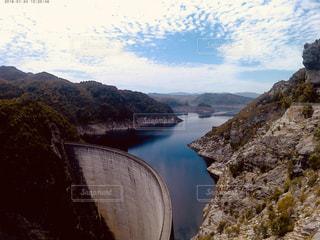 自然,オーストラリア,ダム,海外旅行,タスマニア