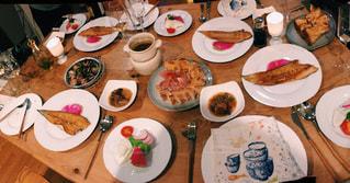 ディナー,リビング,テーブル,木製,お家,おしゃれ