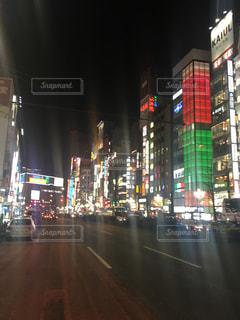 夜景の写真・画像素材[591647]