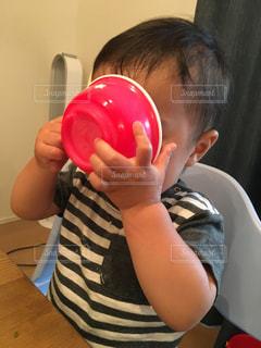 子供,ご飯,美味しい,1歳,一滴残さず