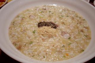 韓国の海鮮粥の写真・画像素材[917113]