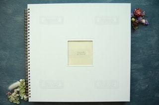 ゼットアンドケイのましかくアルバムの写真・画像素材[2699440]