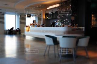 カフェの写真・画像素材[596176]