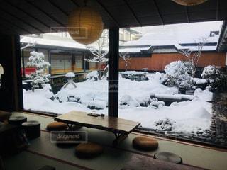 温泉,雪,旅行