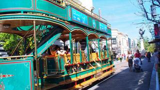 緑,車,アメリカ,観光,ロサンゼルス,ショピングモール