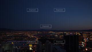 風景,秋,夜景,アメリカ,旅行,旅,展望台,ラスベガス