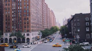 風景,ニューヨーク,道路,アメリカ,観光,旅行,旅,タクシー,NY,ストリート,通り