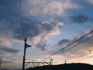 夕日の写真・画像素材[2428177]