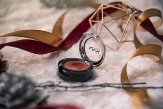 リボン,クリスマス,美容,コスメ,化粧品,アイシャドウ,愛用,オレンジブラウン