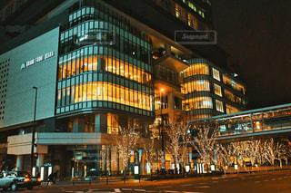建物,イルミネーション,アンバサダー,グランフロント大阪