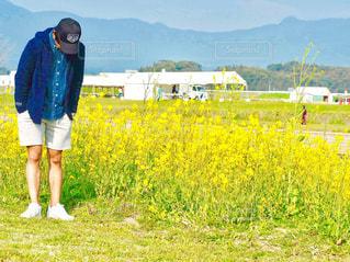 風景,黄色,菜の花,ポートレート,ロンハーマン,デウス,一眼レフ,風景画