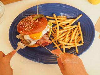 ハンバーガー - No.696633
