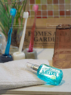毎日の習慣にジェル香水の写真・画像素材[1172163]