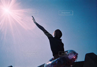 海 夏の写真・画像素材[641767]